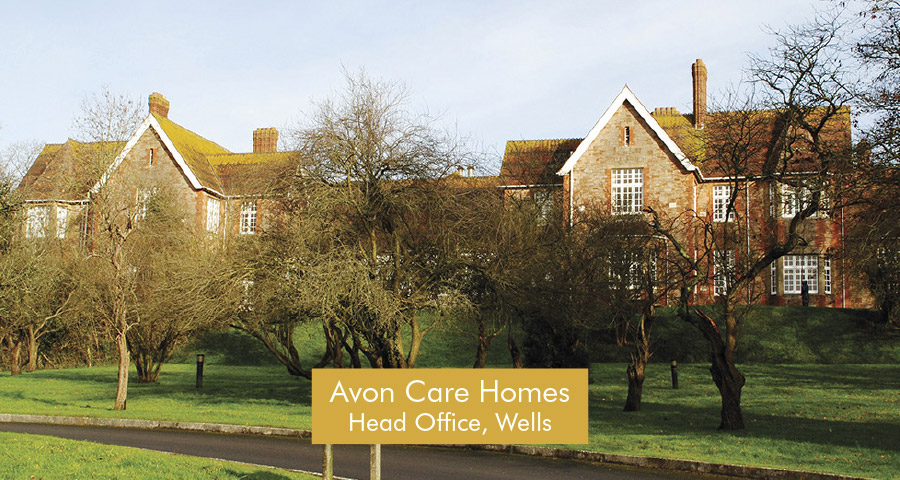 Avon Care Homes Head Office Wells